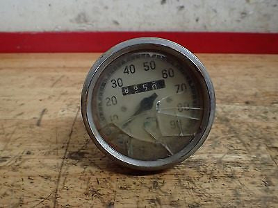 Sears Allstate Puch Twingle 175 speedo gauge speedometer - Vintage MX