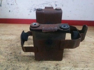 1970 Honda CB175 CB 175 battery box - Vintage MX
