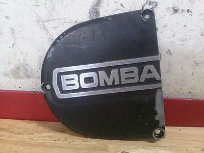 1976 Can-Am Can Am Bombardier MX2 125 oil pump cover - Vintage MX
