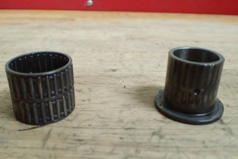 Honda CR250 CR500 CRF450 CRF CR 250 500 450 clutch collar and bearing spacer - Vintage MX