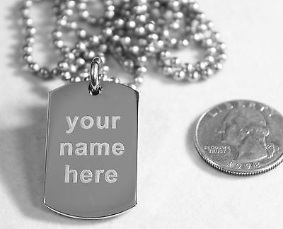 Pittsburgh Penguins NHL pennant stainless steel dog tag necklace 3D ball chain - Samstagsandmore