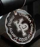 USMMA United States  Merchant Marines KP Kings Point Crystal Ornament Customize graduation commencement USNA USAFA