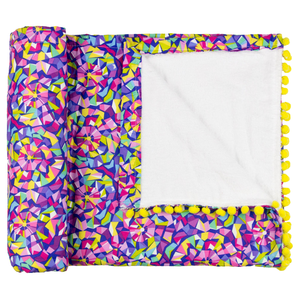 Kaleidoscope Beach Blanket