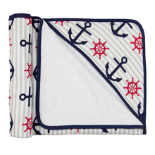 Anchor Beach Blanket