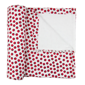 Lady Bug Beach Blanket