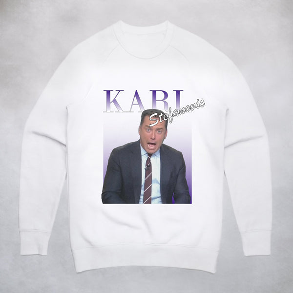 Classy Duds Jumpers Karl Stefanovic Commemorative Classic Jumper