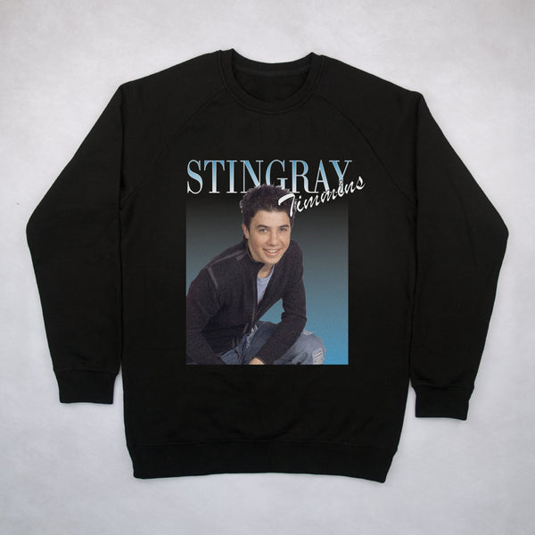Classy Duds Jumpers Stingray Timmins Commemorative Classic Jumper