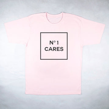 Classy Duds Short Sleeve T-Shirts S / Premium No1 Cares Tee
