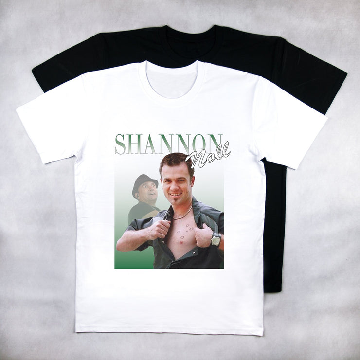 Classy Duds Short Sleeve T-Shirts Shannon Noll Commemorative Classic Tee