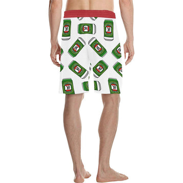 e-joyer Swimwear Bic Vitter Shorts Men's All Over Print Casual Shorts (Model L23)