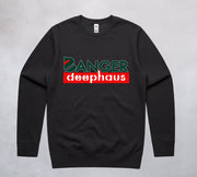 Ogo Merch Jumpers Coal / Extra Small Banger Deephaus Jumper