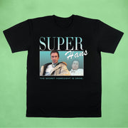 Ogo Merch Organic Tees Black / XXS Super Hans Commemorative Classics Organic Tee