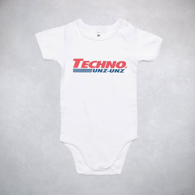 Ogo Merch Rompers Techno Romper
