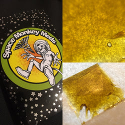 Space X by Space Monkey Meds - wax