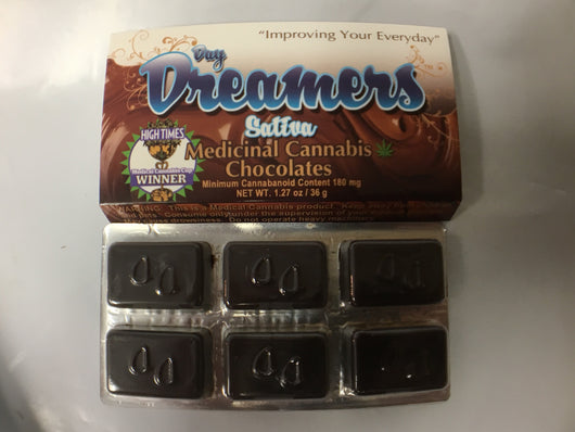 Day Dreamers Blueberry Chocolate SATIVA