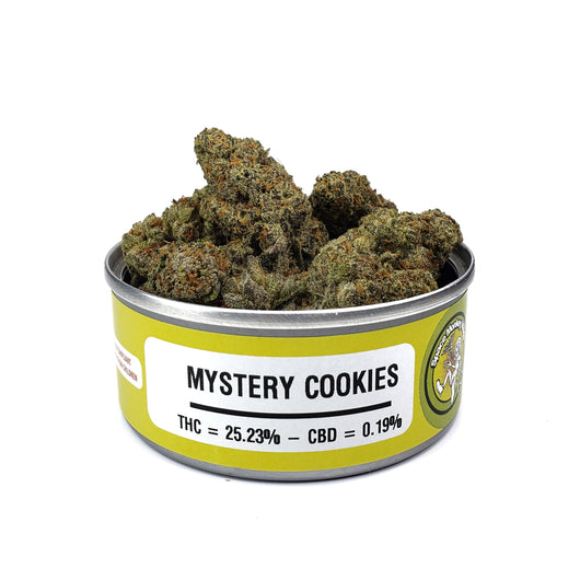 Mystery Cookies