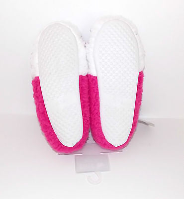 b9aea7ce5 ... Sanrio Hello Kitty ultra soft Sherpa Slippers for Women with 3d ears  and bow, 5 ...