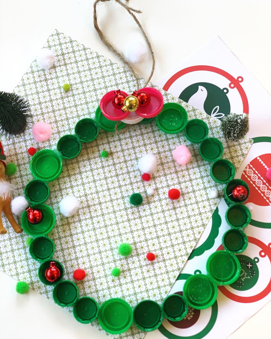 Easy DIY Holiday Crafts for Kids at Home!