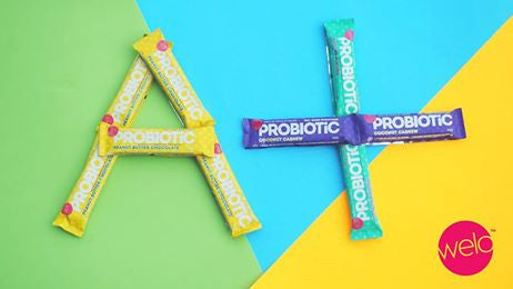 A+ Warrior Probiotics!
