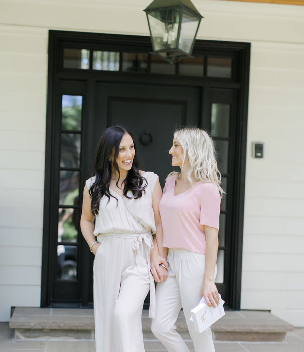 Female Entrepreneurs We Love - Lindy and Anna of Love Powered Co.