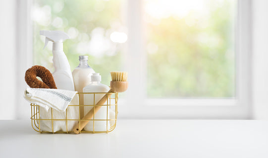 5 Easy and Fun Cleaning Tips For The Upcoming Spring