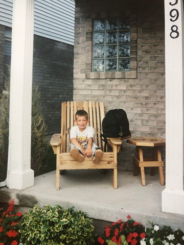 Jack childhood picture