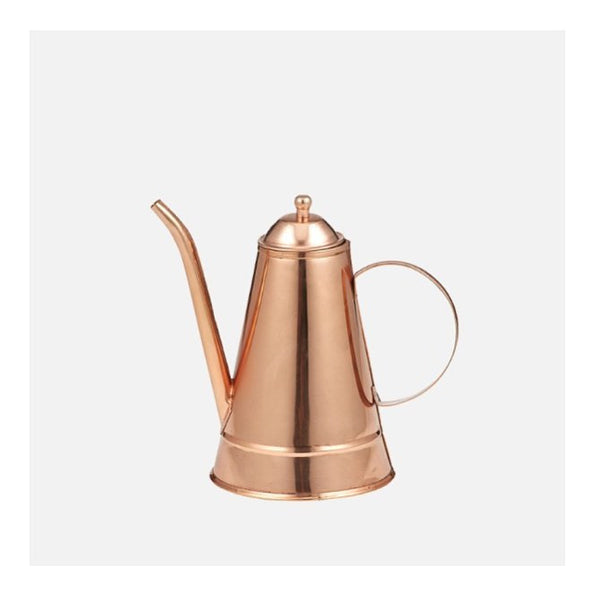 ACADEMY HOME GOODS | Copper Oil Can