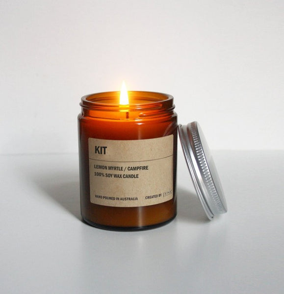 POSIE | Kit Amber Soy Candle