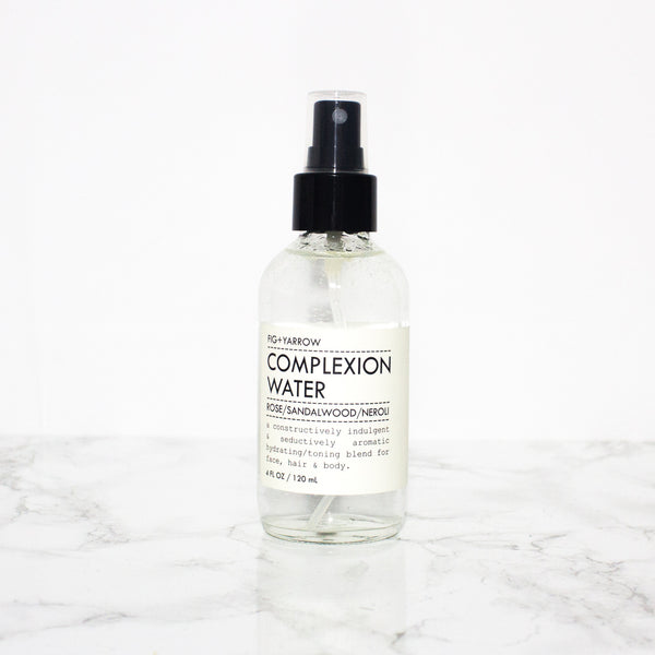 Complexion Water