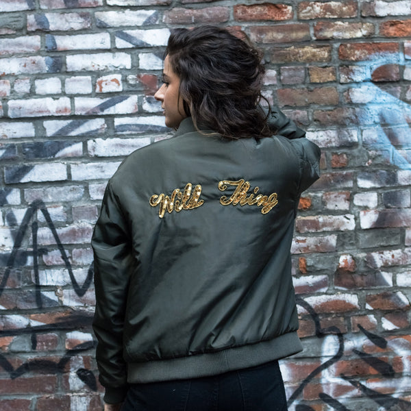 Nowhere Anywhere | Georgia Mae - The Wild Thing Bomber