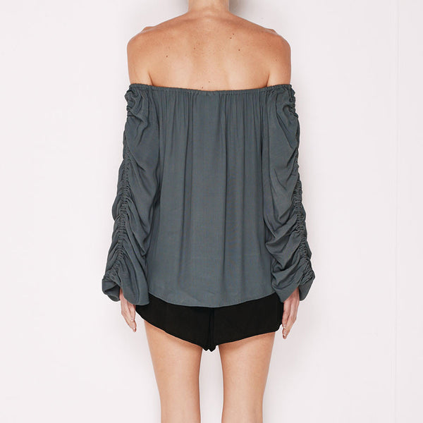 Atlantic Shoulder Top