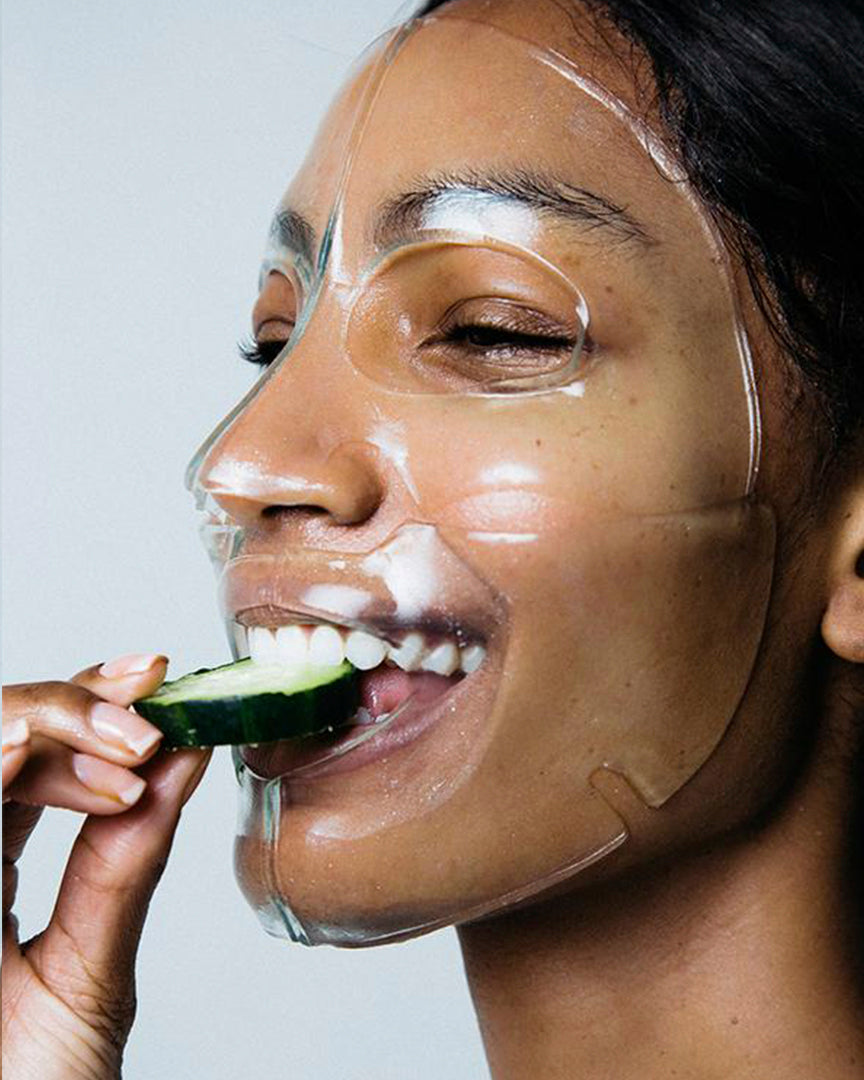 Hydrating Cucumber Collagen Mask