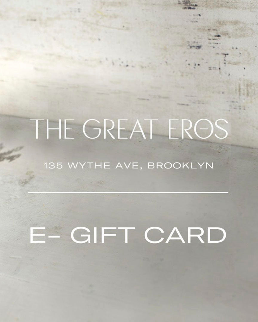 E Gift Card in Multiple Amounts
