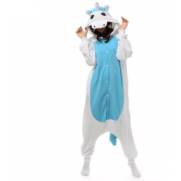 I'm So Onesie Blue Unicorn