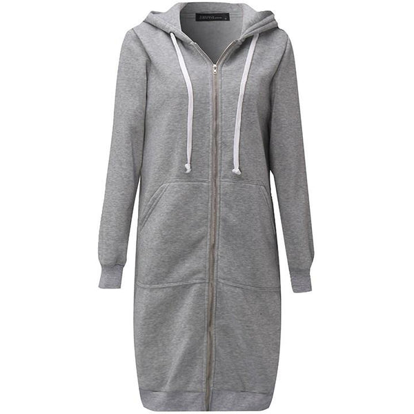 The Comfiest Hoodie Ever - Gray