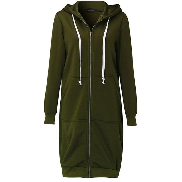 The Comfiest Hoodie Ever - Green