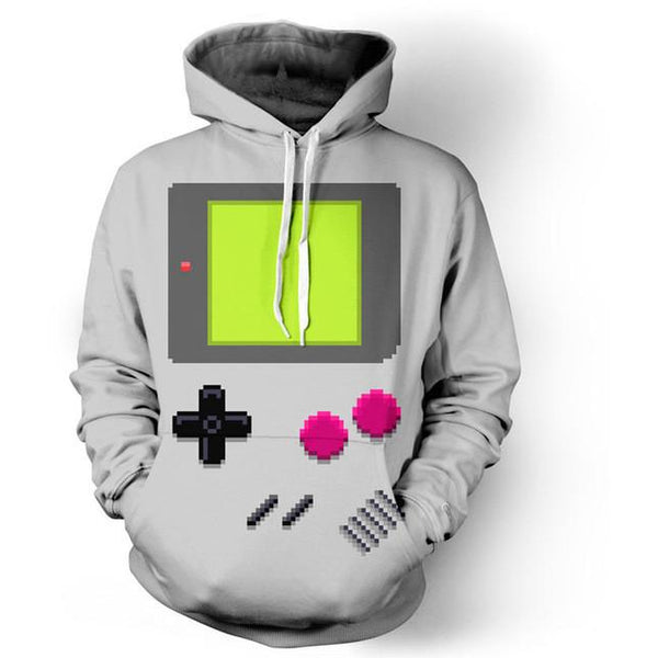 Are You Game Hoodie