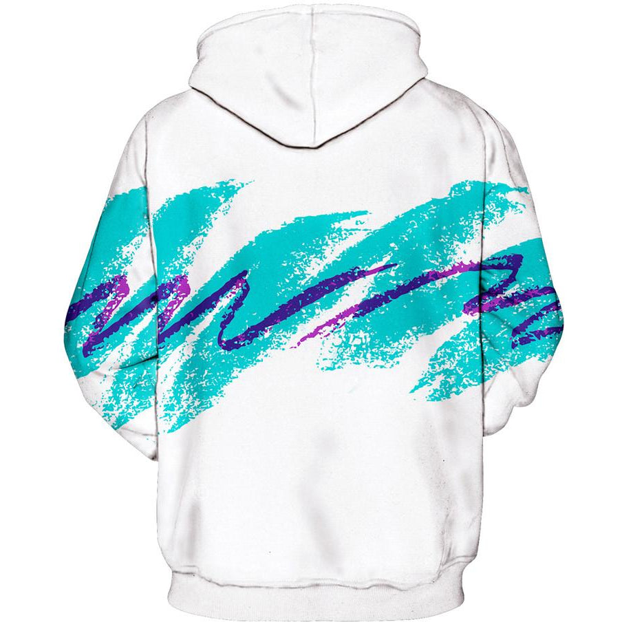 The 90's Paper Cup Hoodie