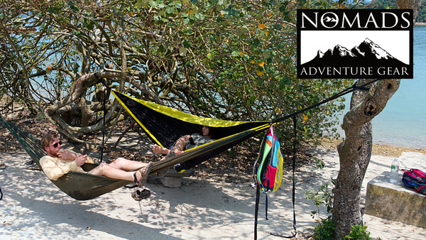 Hammocks and Kayaks Just Go Together!