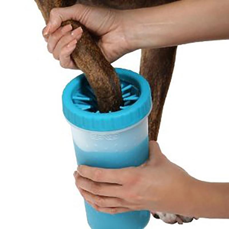 CleanPaws™ Portable Dog Paw Cleaner