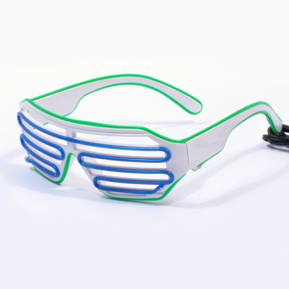 Duo-Color Electroluminescent LED RaveGlasses™