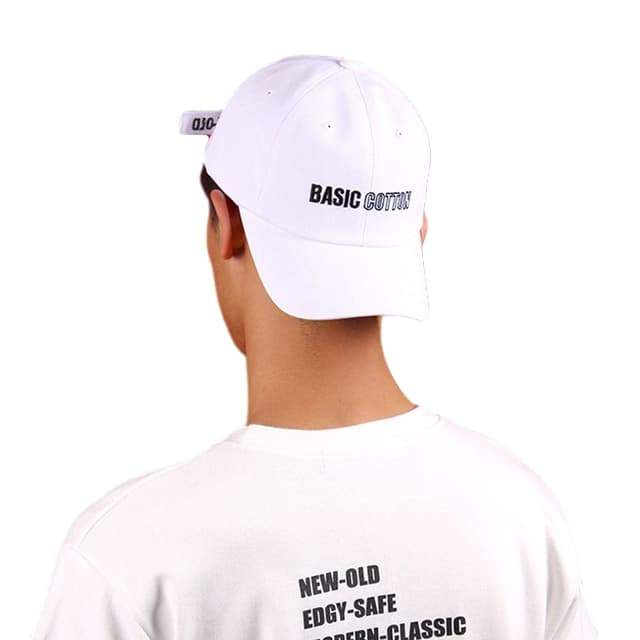 Designer Basic Cotton Dad Hat