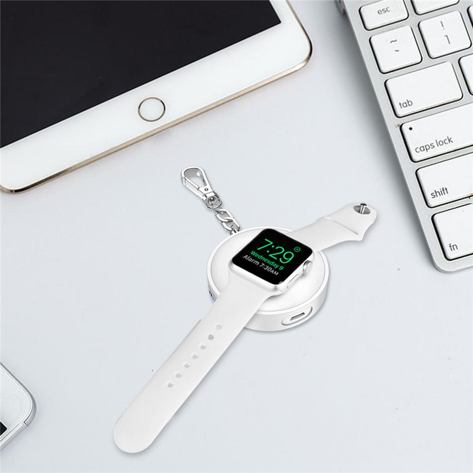 WatchLife™ Portable Magnetic Apple Watch Power Bank Charger