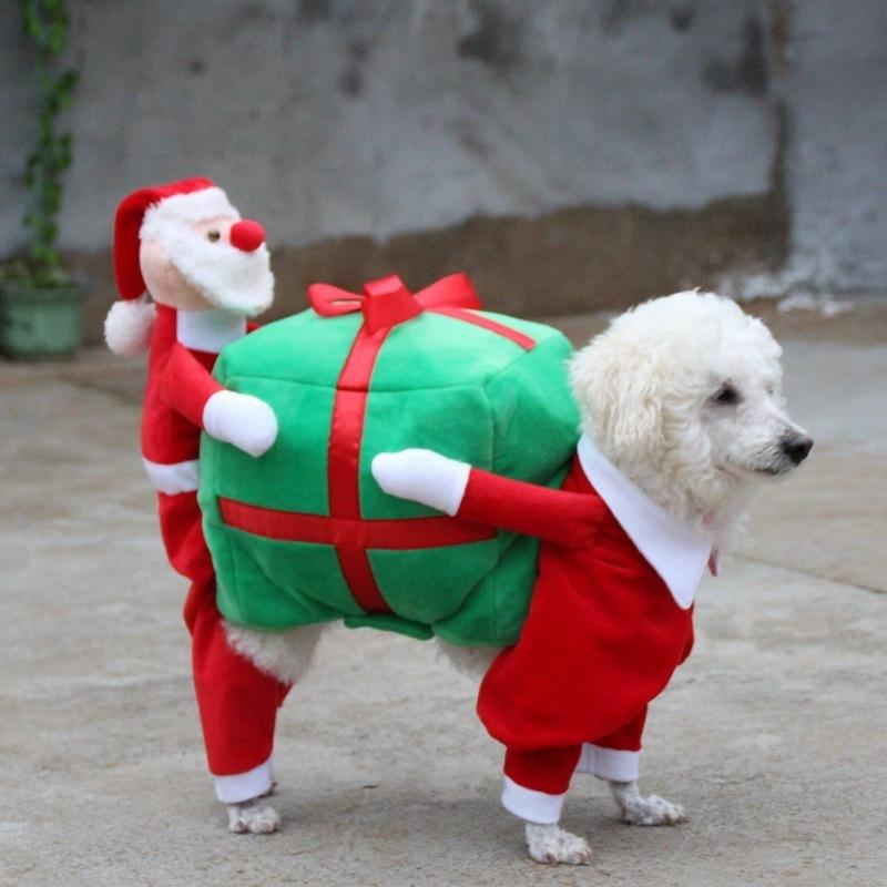 KIMHOME PET Dog Clothes For Small Dogs Winter Cotton Coat Dog Christmas Costume For Medium Large_800x?v=1510153982 funny dog christmas memes funny christmas memes 17 what do i