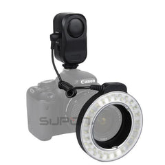 RingFlash™ LED Macro Ring Flash for DSLR