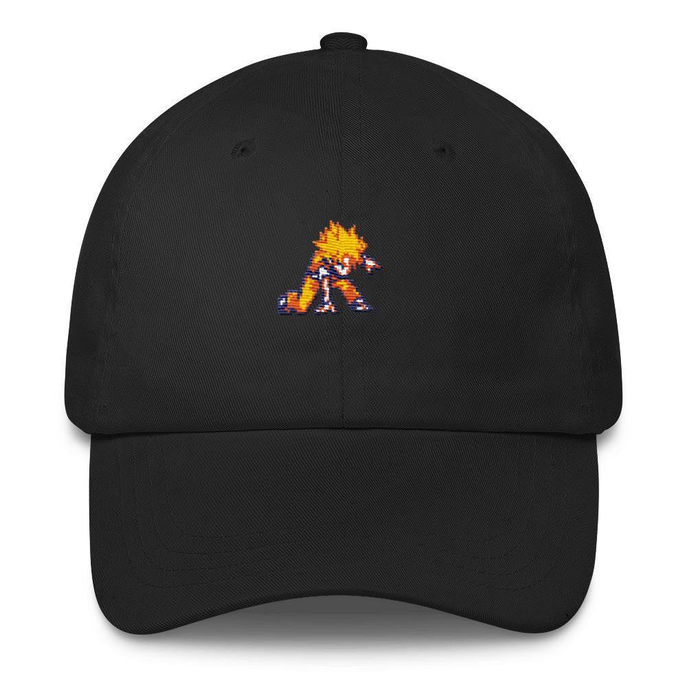 Goku Super Saiyan 2 Designer Dad Hat