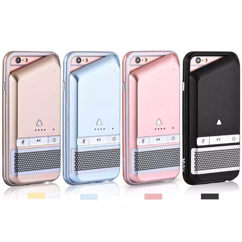 iPhone Bluetooth Speaker / Power Bank Phone Case