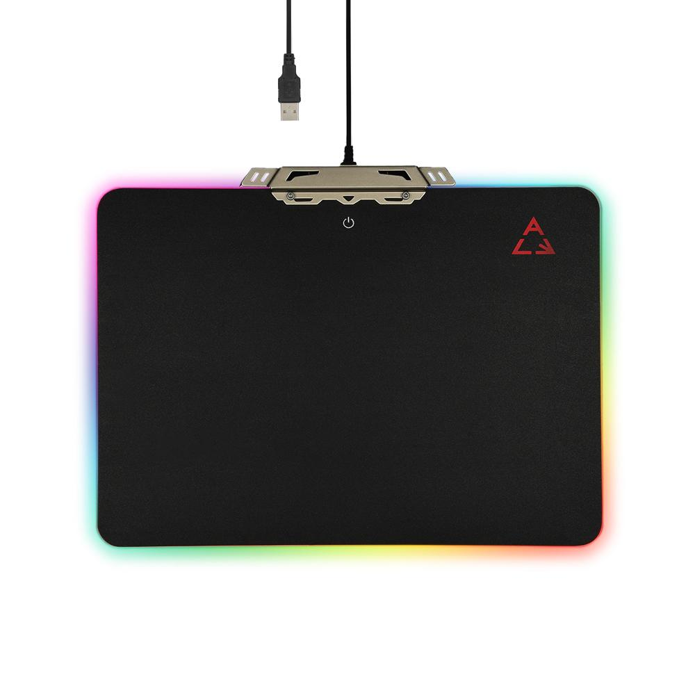 LED Anti-Slip Gaming USB Mouse Pad