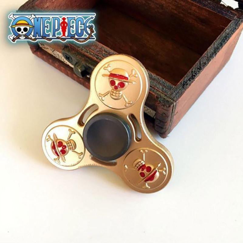 One Piece PREMIUM Metal Fidget Spinner