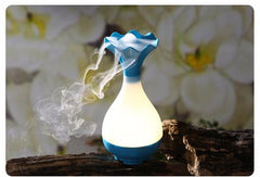 USB Aromatherapy Humidifier Diffuser Starter Kit